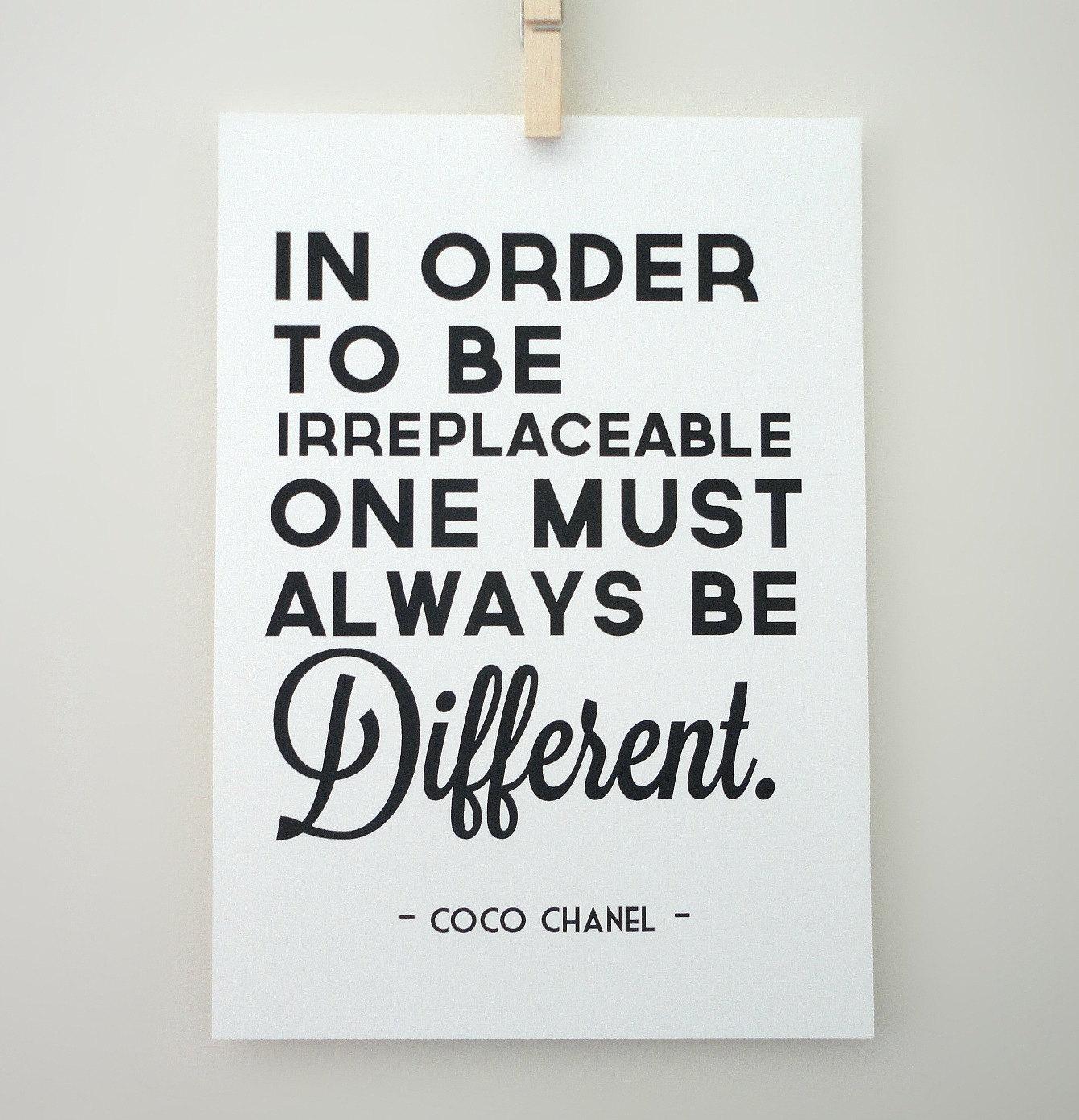Coco Chanel's quote #5