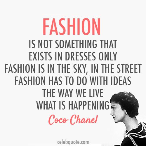 Coco Chanel's quote #6
