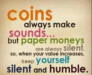 Coins quote #1