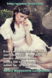 Coldness quote #2