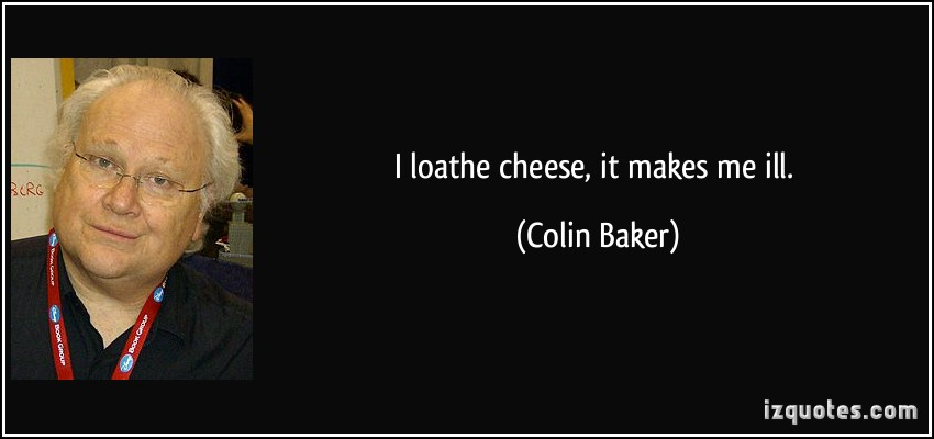 Colin Baker's quote #8