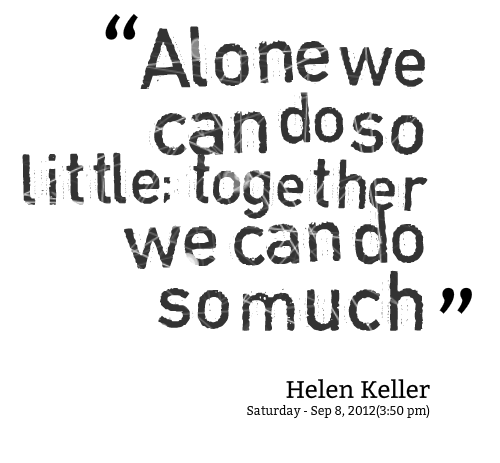 Collaboration quote #2
