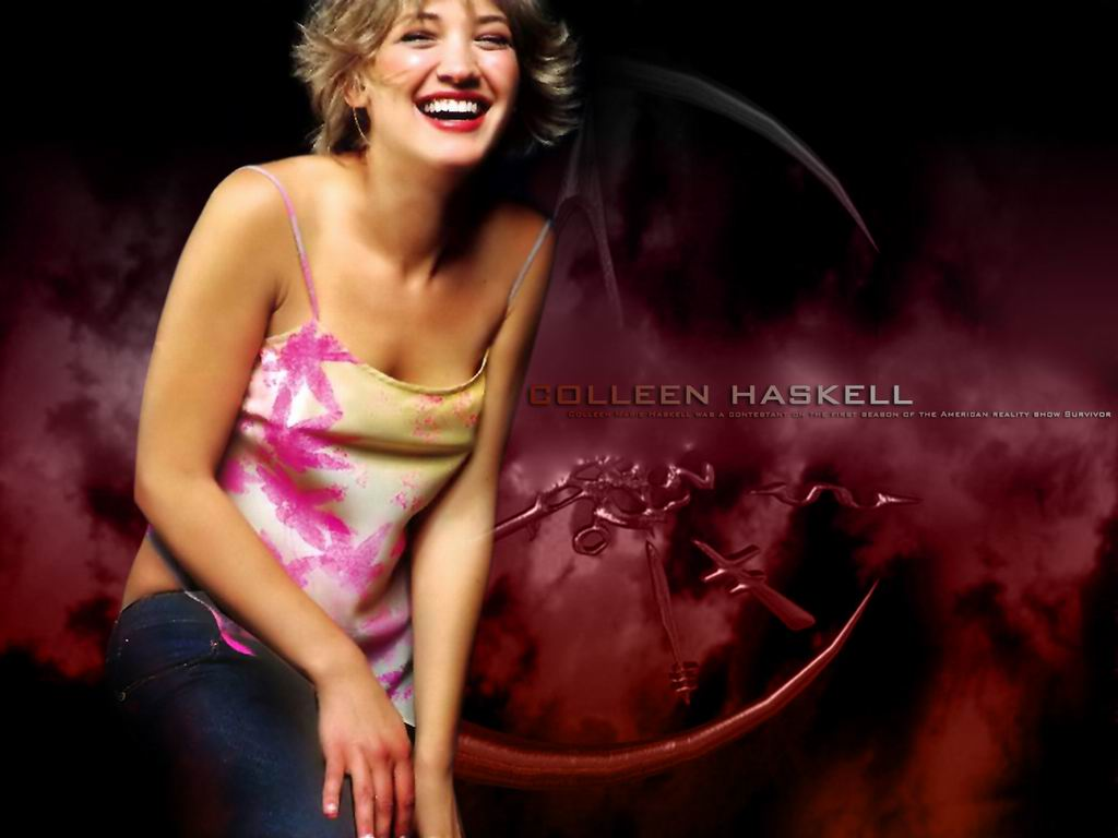 Colleen Haskell's quote #3
