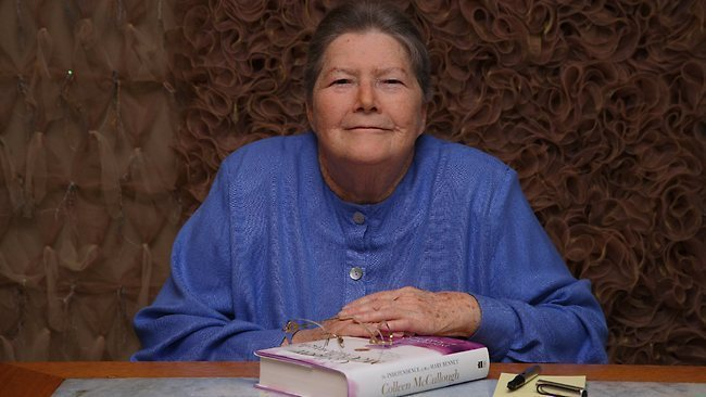 Colleen McCullough's quote #7
