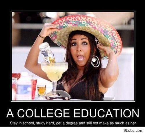 College Education quote #1
