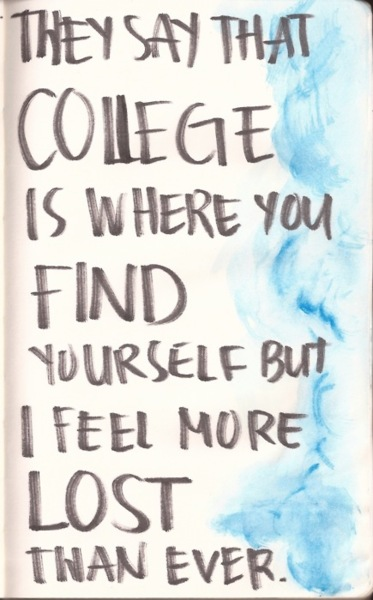 College quote #2