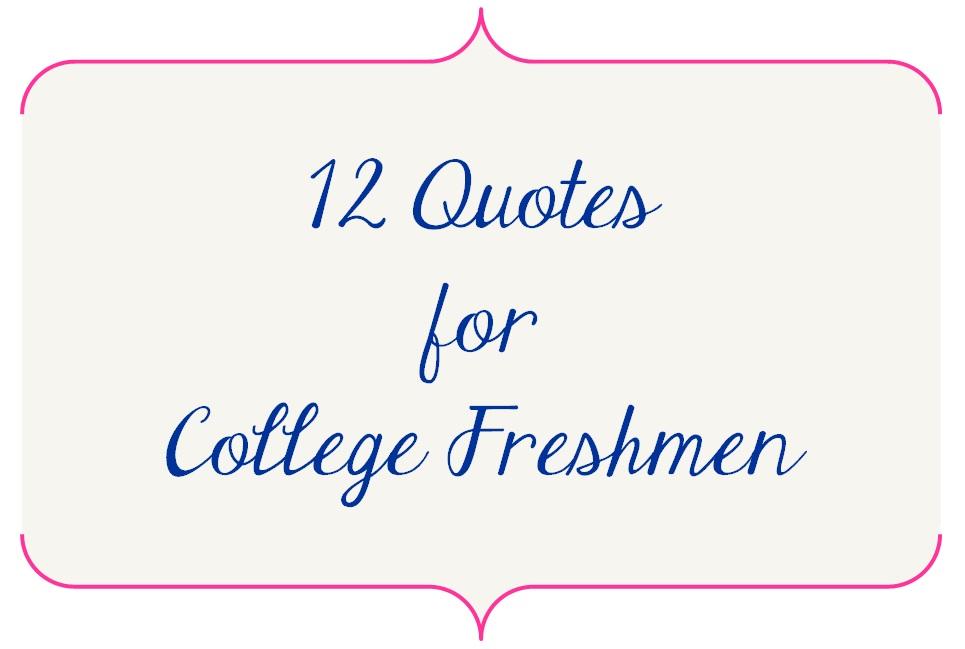 College quote #4