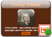 Colley Cibber's quote #2