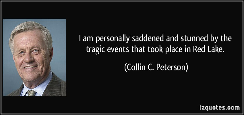 Collin C. Peterson's quote #1