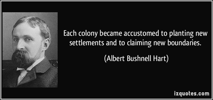 Colony quote #1