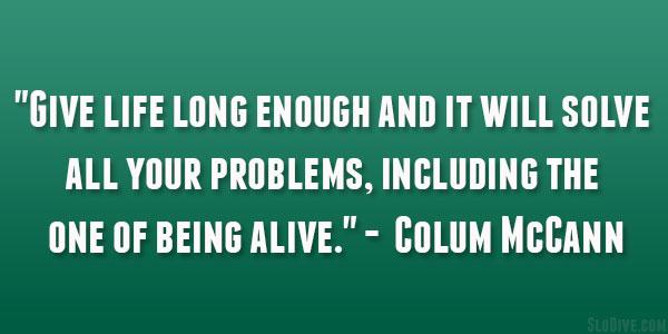 Colum McCann's quote #2