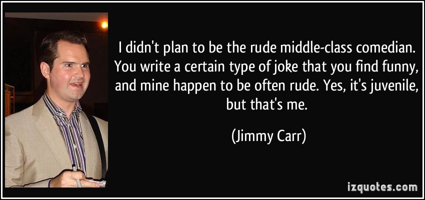 Comedian quote #6