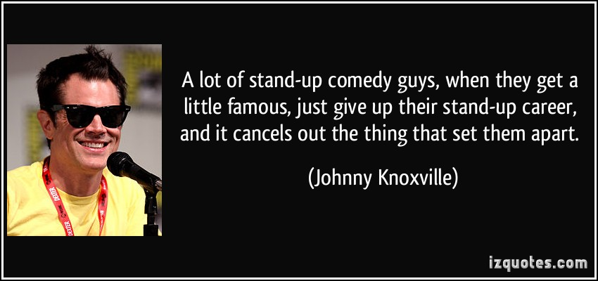 Comedians quote #4