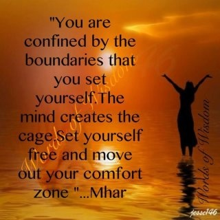 Comfort quote #1