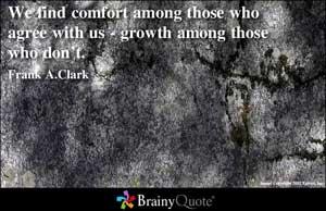 Comfort quote #5