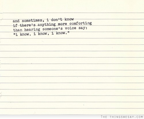 Comforting quote #2