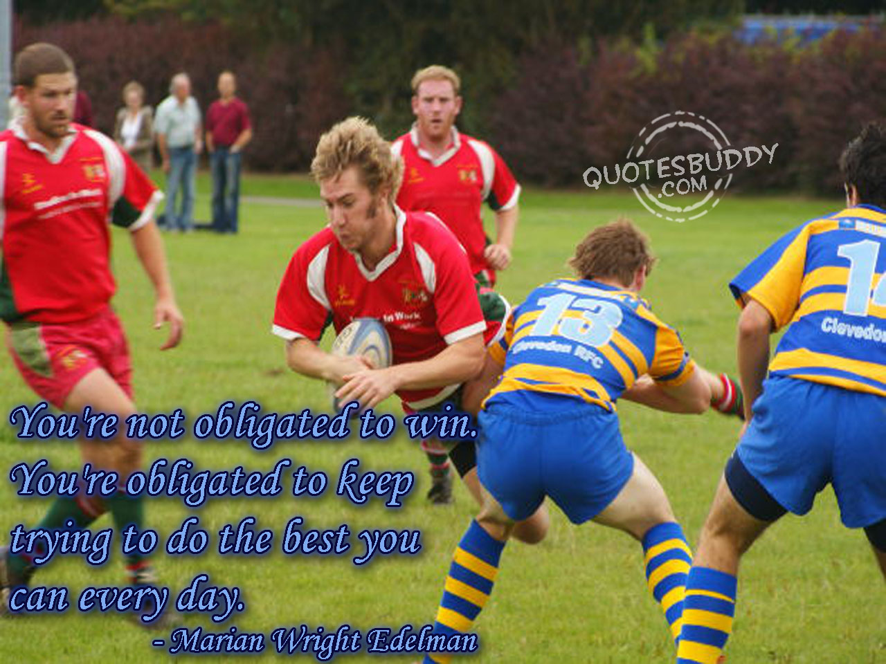 Commitments quote #1