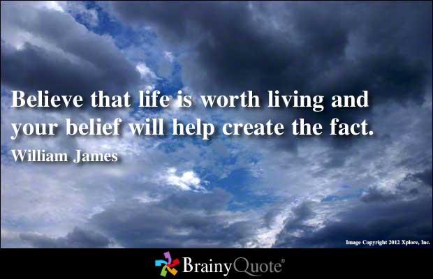 Common Belief quote #1