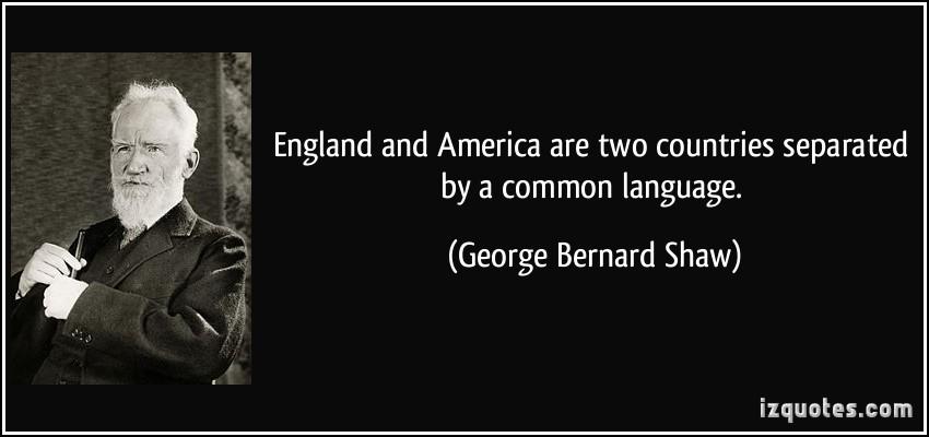 Common Language quote #1