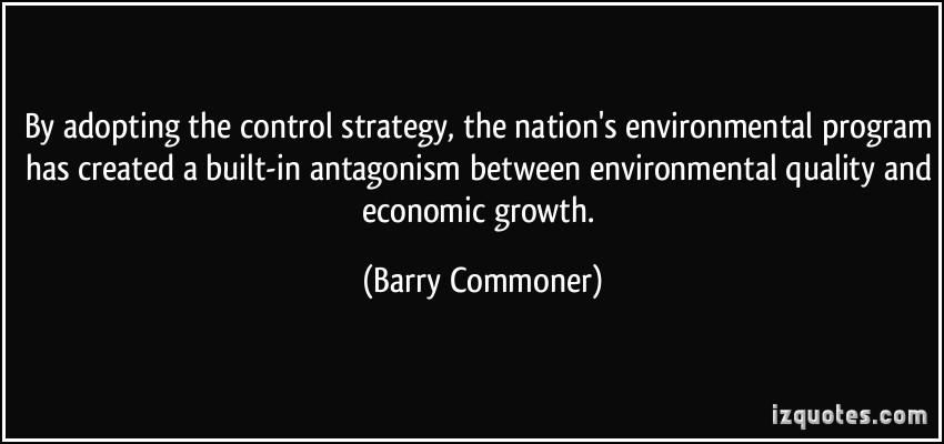 Commoner quote #2