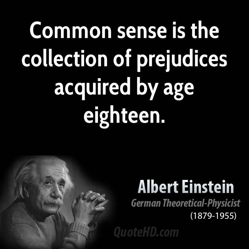 Commonsense quote #2