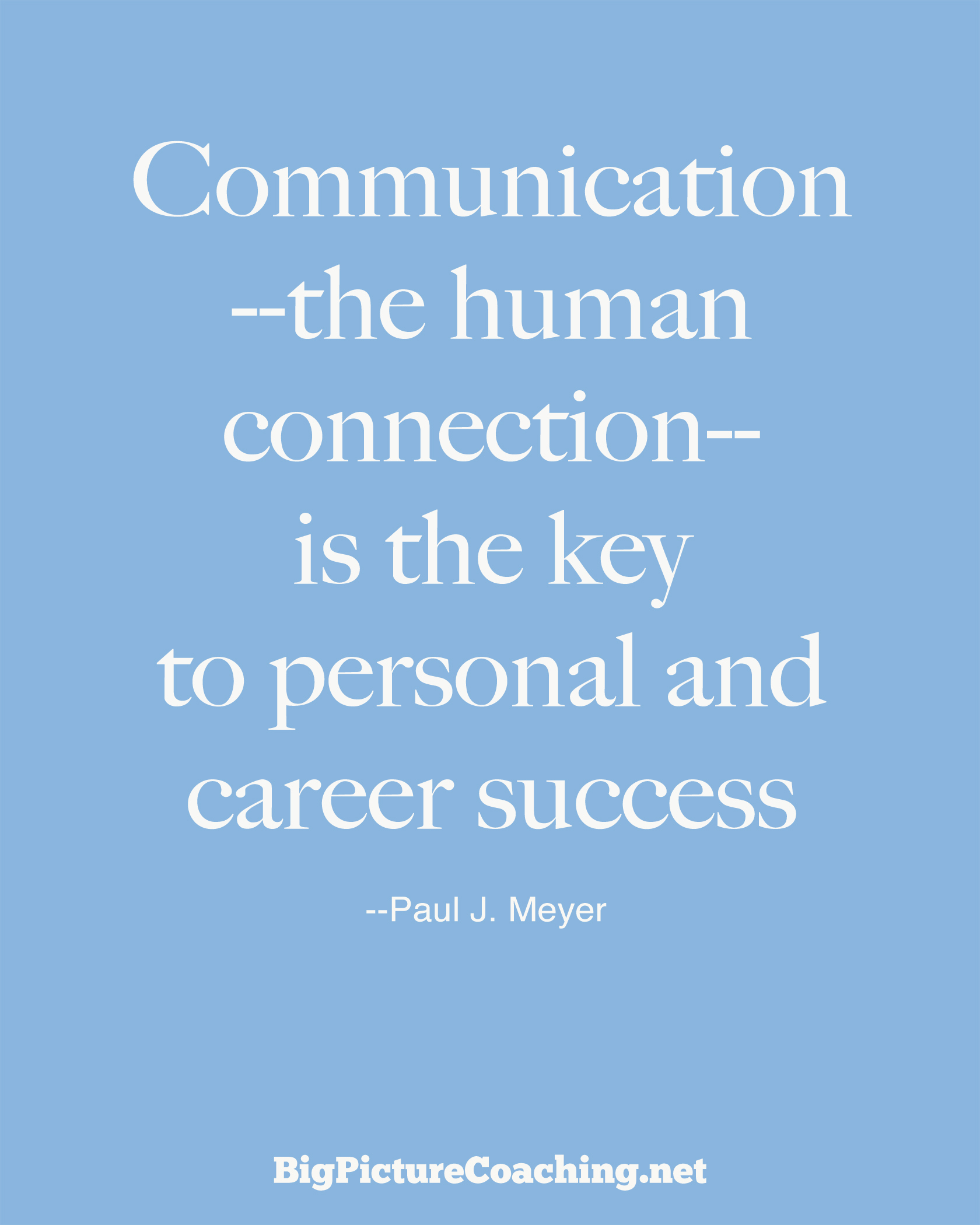 Communication quote #6