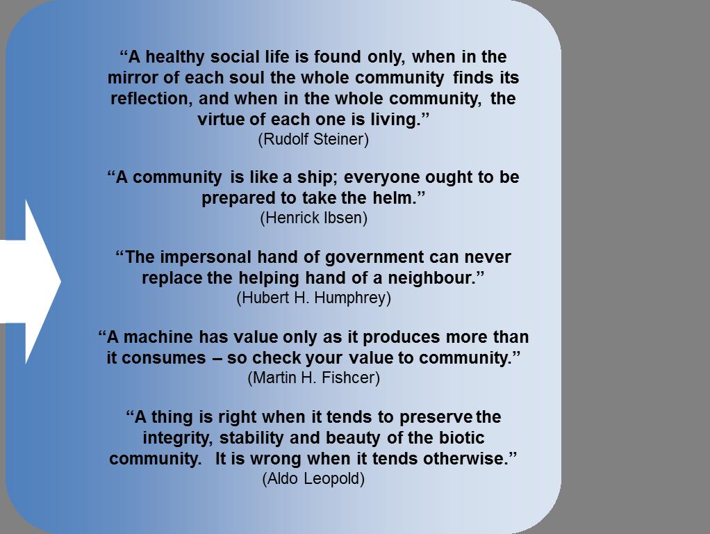 Community quote #2