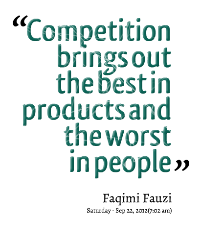 Competition quote #2