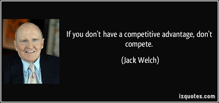 Competitive Advantage quote #2
