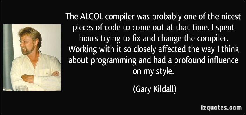 Compiler quote #1
