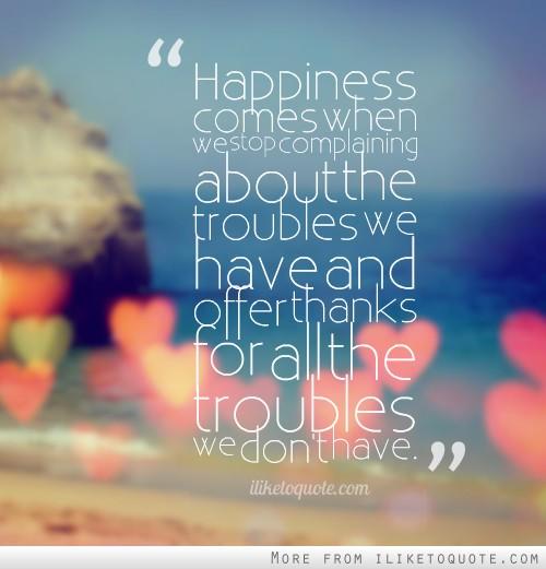 Complain quote #4