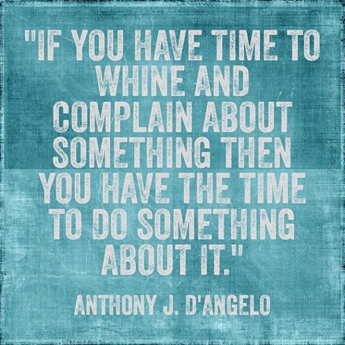 Complain quote #6