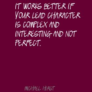 Complex Character quote #2