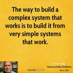 Complex System quote #2