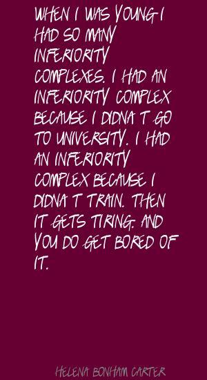 Complexes quote #1