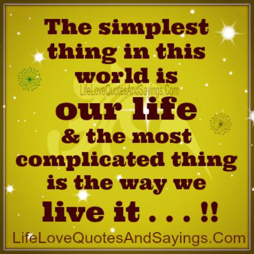 Complicated Thing quote #2