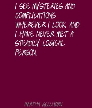 Complications quote #2