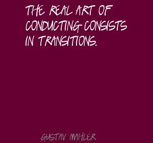 Conducting quote #1