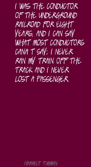 Conductors quote #1