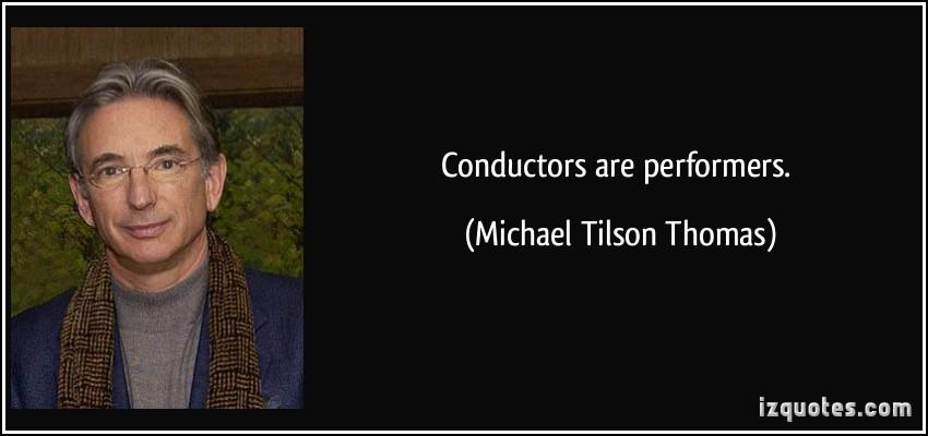 Conductors quote #2