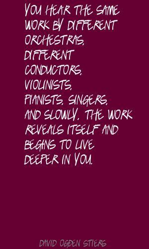 Conductors quote #4