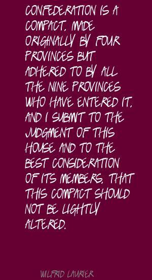 Confederation quote #1