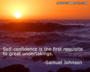 Confident quote #6