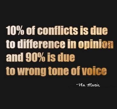 Conflict quote #1