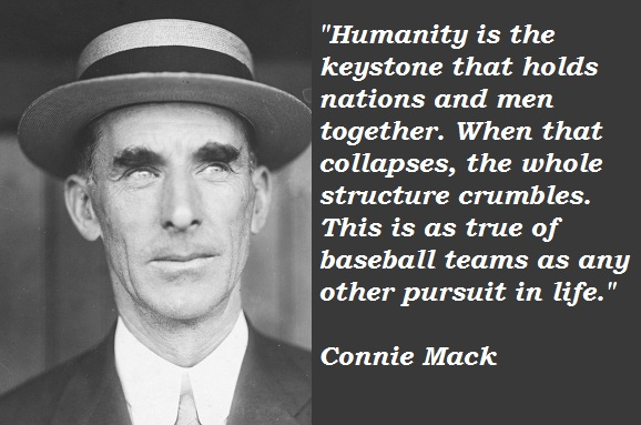Connie Mack's quote #3
