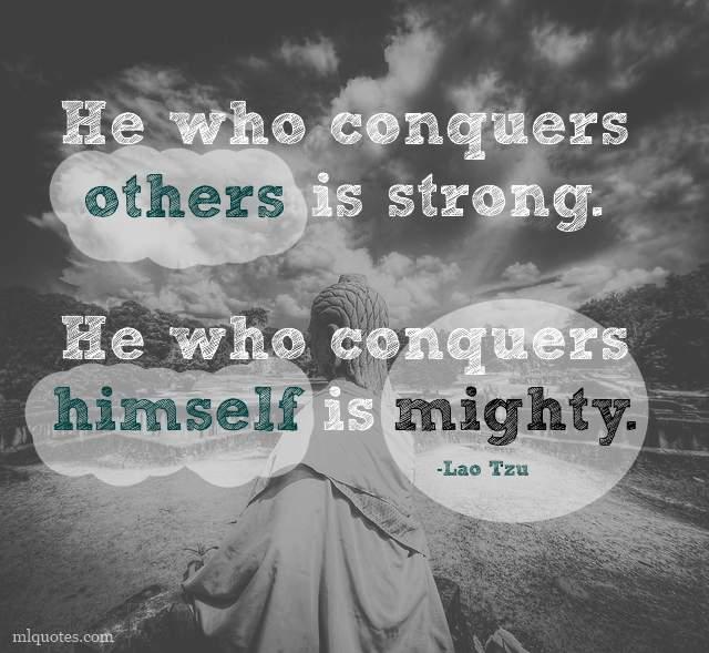 Conquer quote #5