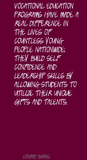 Conrad Burns's quote #6