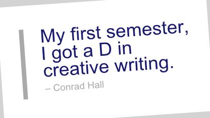 Conrad Hall's quote