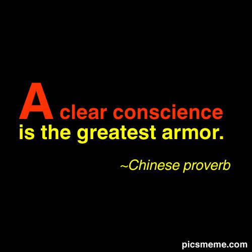 Conscience quote #2