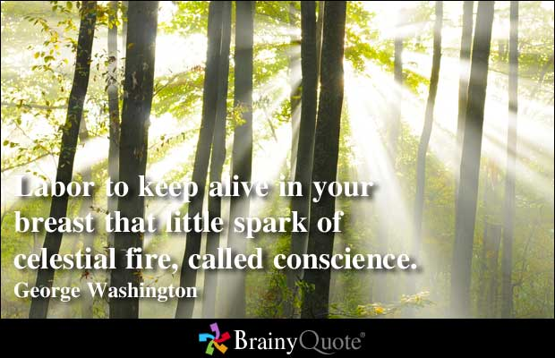 Conscience quote #5